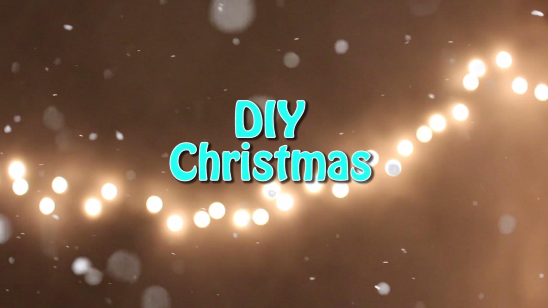 DIY Christmas #1