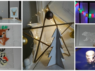 [ DIY ] Déco de Noël. Christmas room decor #2