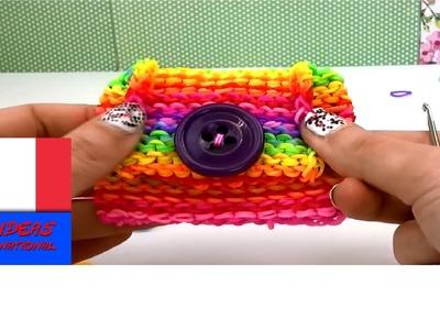 DIY Rainbow Loom Porte-monnaie en Loom Elastiques sur le loom board – tuto en français