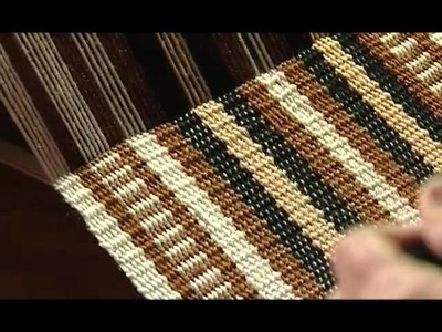 Al Sadu, tissage traditionnel dans les Émirats arabes unis