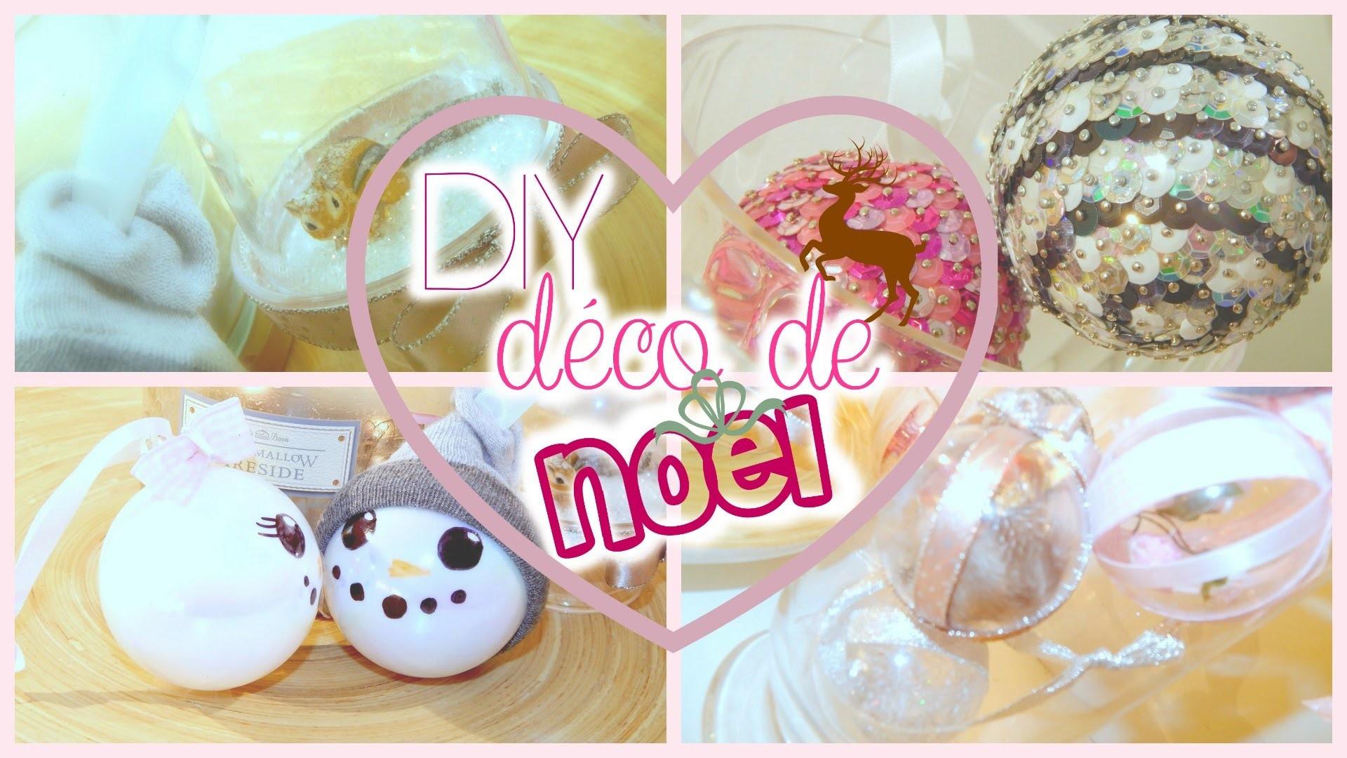 DIY Déco de Noël - Claire SoGorgeous