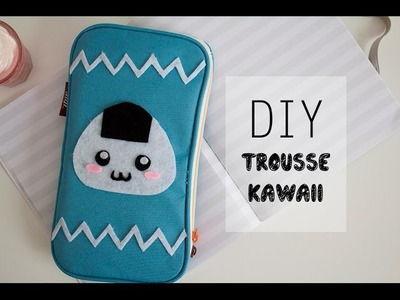 DIY: Trousse Kawaii l MiniKirby