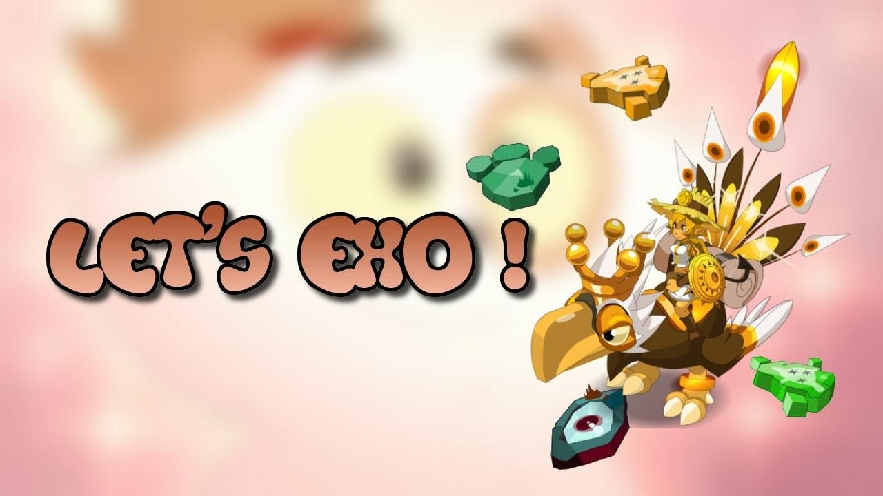 [ Dofus ] : Bague gloursonne et crochet de ben le ripate EXO PA !