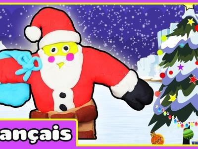 Père Noël de la Pâte à Modeler | Play-Doh Santa Claus