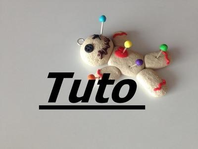 Tuto Fimo - Poupée Vaudou
