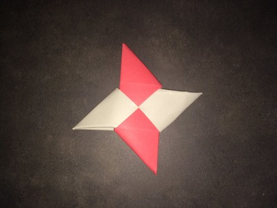 Origami origami fabrication dun marque page en papier - Tuto etoile origami ...