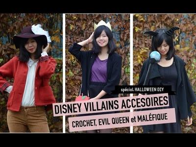 #12 DIY. Disney Villains accessoires