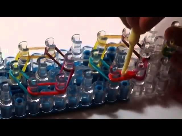 Comment Faire des Rainbow Loom - Animaux et Bracelet en élastique et d'autres trucs