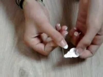 Comment se servir d'un enfileur à aiguilles
