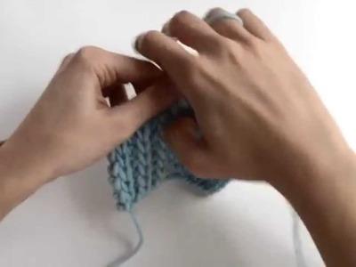 Comment tricoter EN CÔTES PERLÉES | WE ARE KNITTERS