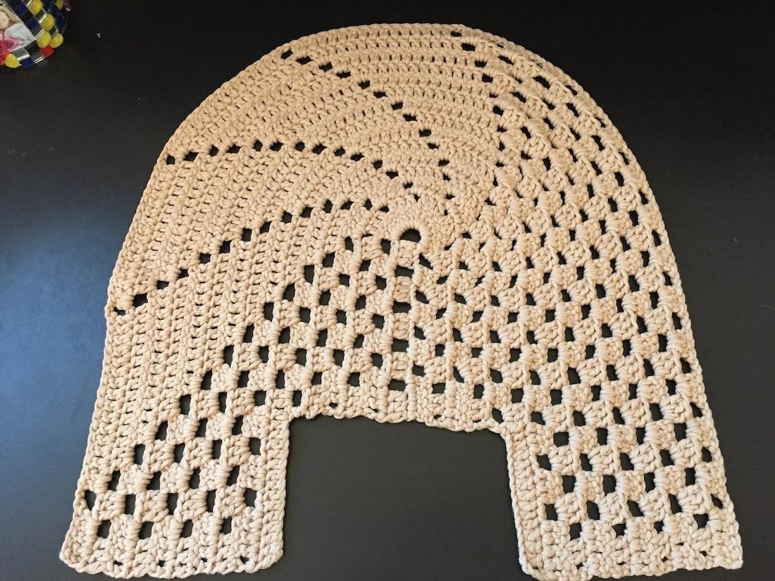 Tuto crochet Facile tapis
