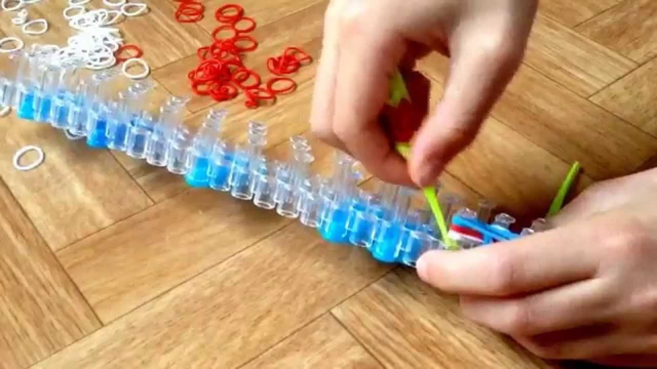 TUTO : Manche de crochet en élastiques