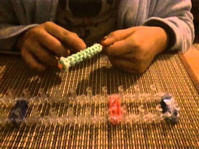 Tuto: Protège crochet