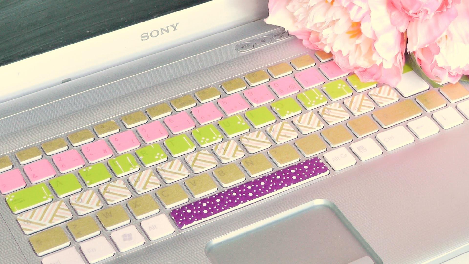 DIY - Customise ton clavier