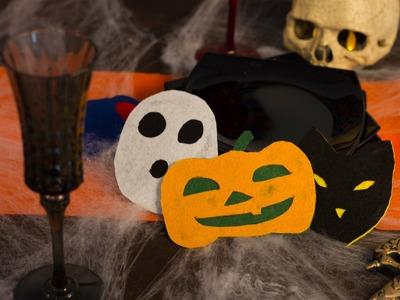 DIY Halloween - Comment faire des dessous de verre personnalisés pour Halloween ?