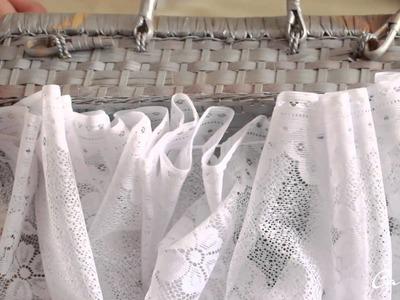 ✮ DIY ✮ Ciel de lit pour mezzanine | Canopy  | Caly Beauty