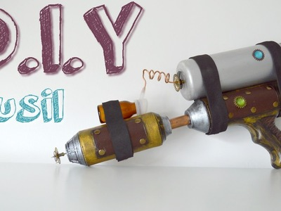 DIY Fusil Steampunk