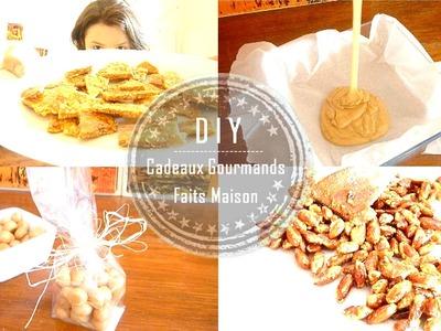 DIY | Idées de Cadeaux de Noël Gourmand Faits Maison - Claire