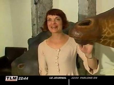 Sculpture : Mélanie Bourlon expose à Lyon