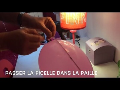 Tutoriel - Ballon Rocket - DIY