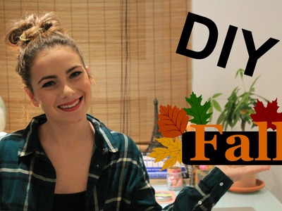DIY FACILE SPECIAL FALL!