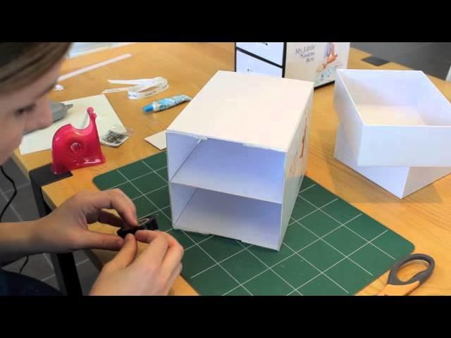 Recycler My Little Box - DIY
