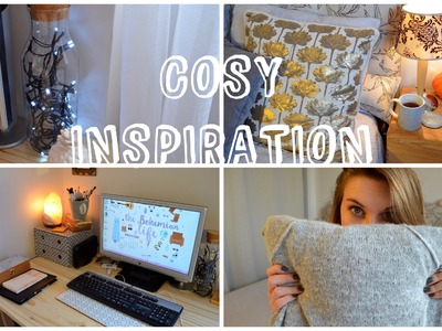 ROOM DECOR : DIY & Inspiration Cosy