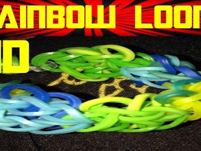 Bracelet Rainbow Loom® Français | Bracelet Élastique Rainbow Loom | Loom Bands | TUTO Tutoriel