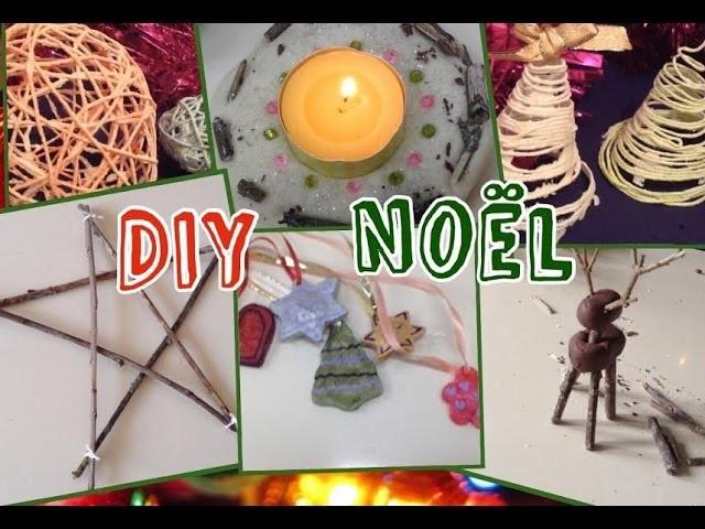 Christmas DIY déco Noël