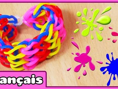 DIY Bracelet en Cascade | Loom waterfall bracelet | Tutoriels Bricolage by HooplaKidz Français