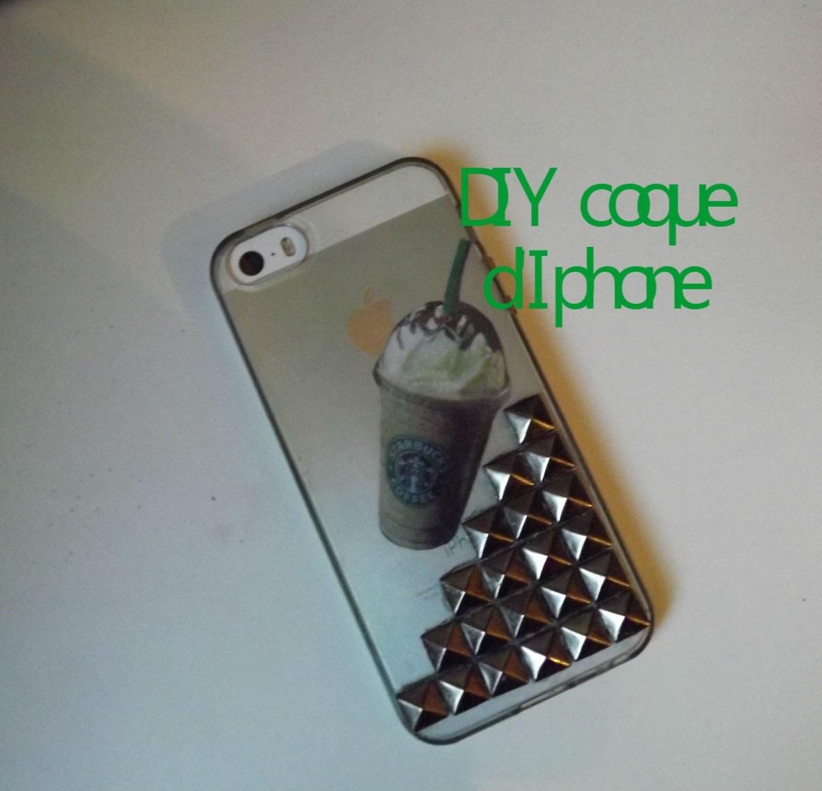 DIY  Fall Iphone case | Lydia Deramchia