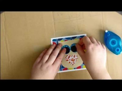 DIY : une chouette carte