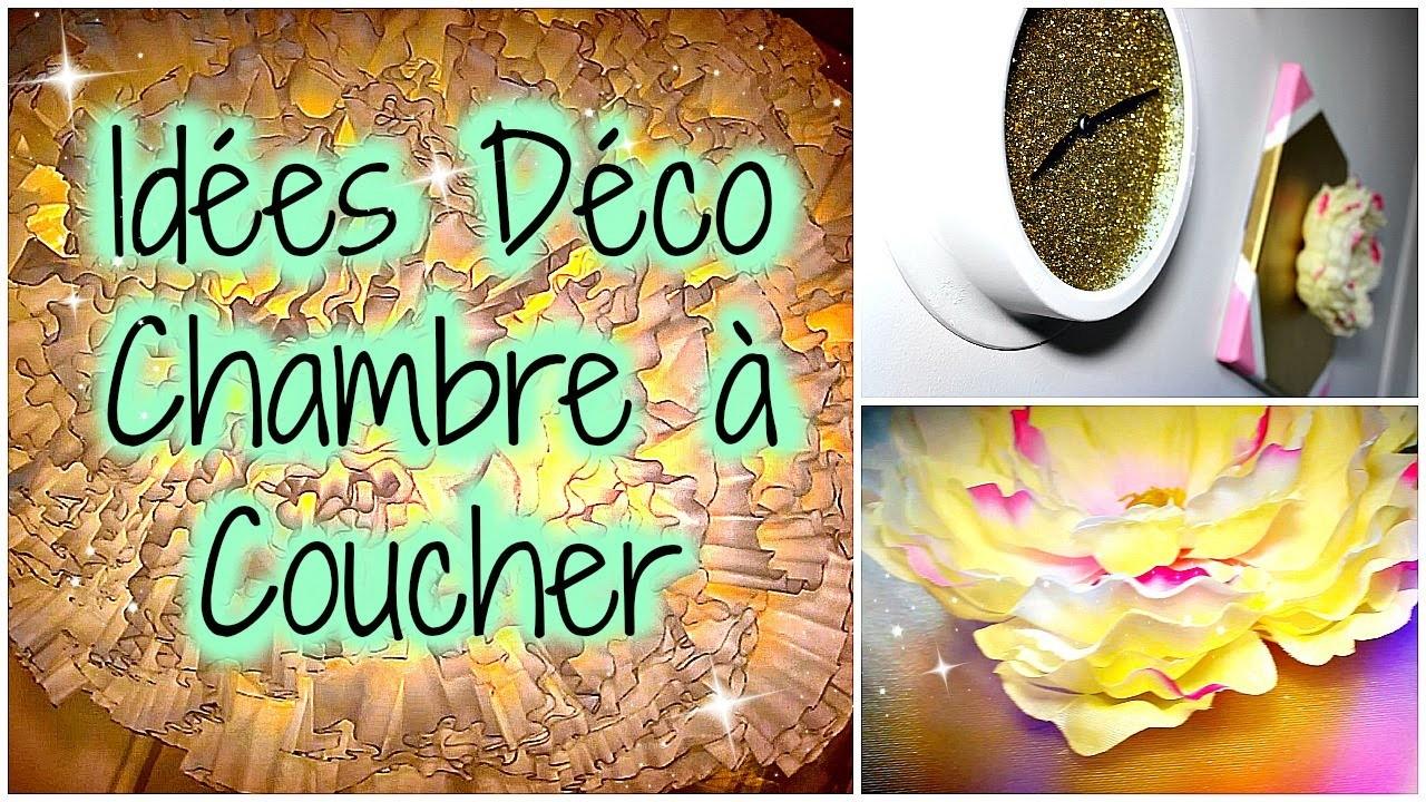 Idées Déco Chambre à Coucher ☼☾ DIY Room Decor