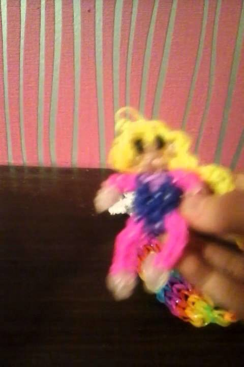 Mes créations rainbow loom