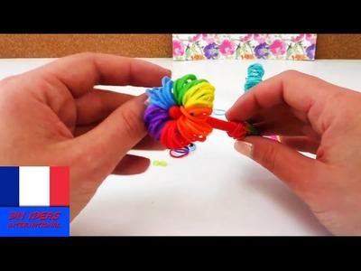 Tutoriel décos stylos Rainbow Loom en crazy looms à faire soi-même, français