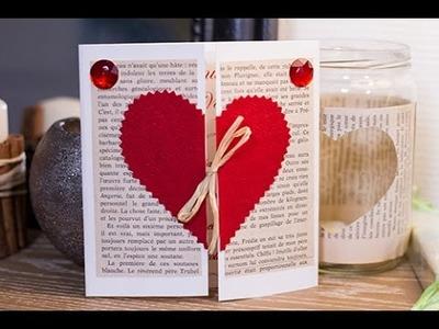 DIY Saint-Valentin : Menu