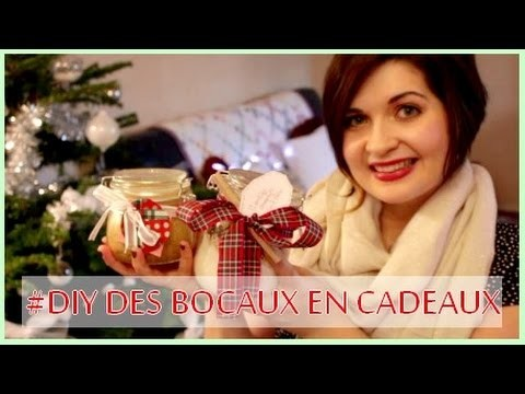 {D.I.Y N°11} - Des Bocaux en Cadeaux   Mason Jars Gifts Ideas