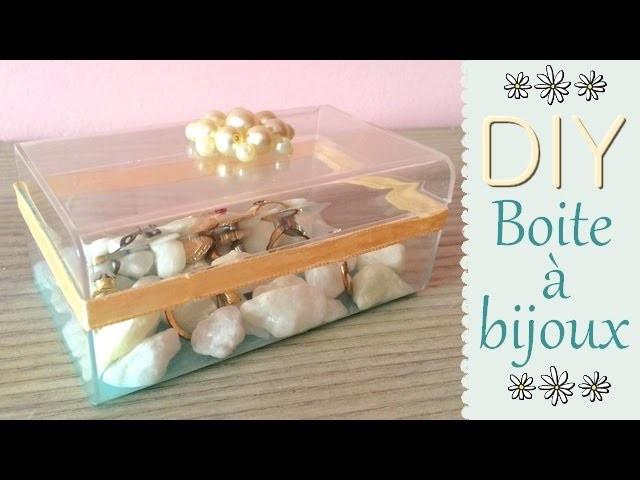 DIY | Boite à bijoux ✿