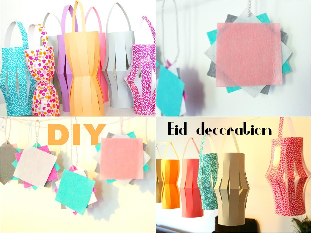 DIY ♡ Déco pour le Ramadan et l'Aïd ♡ Eid decoration Ramadan'Up #8