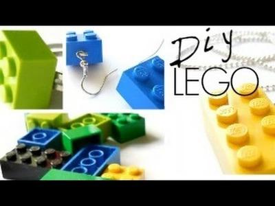 ✄ DIY : des bijoux Lego !