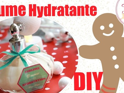 ✮ DIY ✮ Noel 2015 ✮ Brume Hydratation ✮ Corps, Cheveux, Visage | Caly Beauty