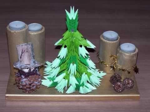 Origami 3D NOEL