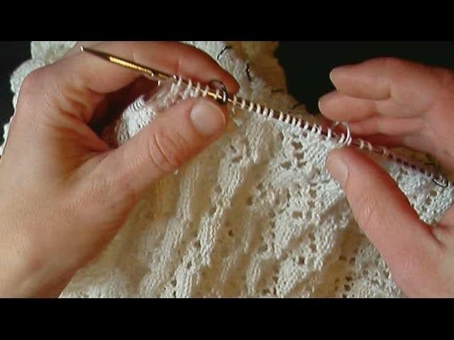 [Tricot] Fabriquer et utiliser des anneaux marqueurs