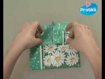 Comment faire une enveloppe en papier