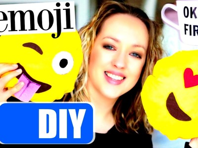 DIY Emoji : Room Decor. Decoration Chambre (français)