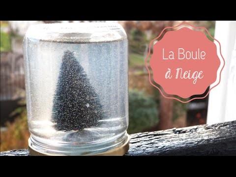 DIY Noël ♡ La Boule à Neige