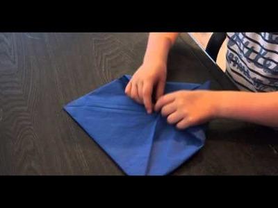 Origami - Une fleur pour la fête des mères