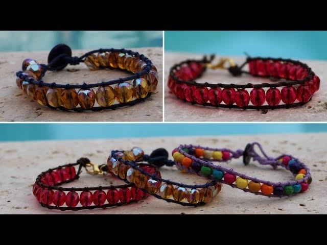 Summer DIY #2 : Bracelets perlés !