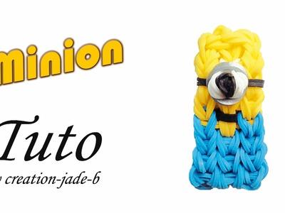 "Tuto Rainbow Loom - Minion dans ""Moi, Moche et Méchant"" !"