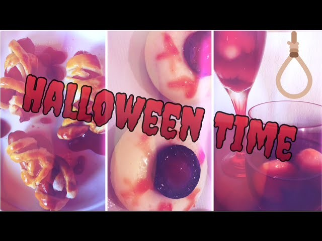 ★ HALLOWEEN TIME. DIY, RECETTES.